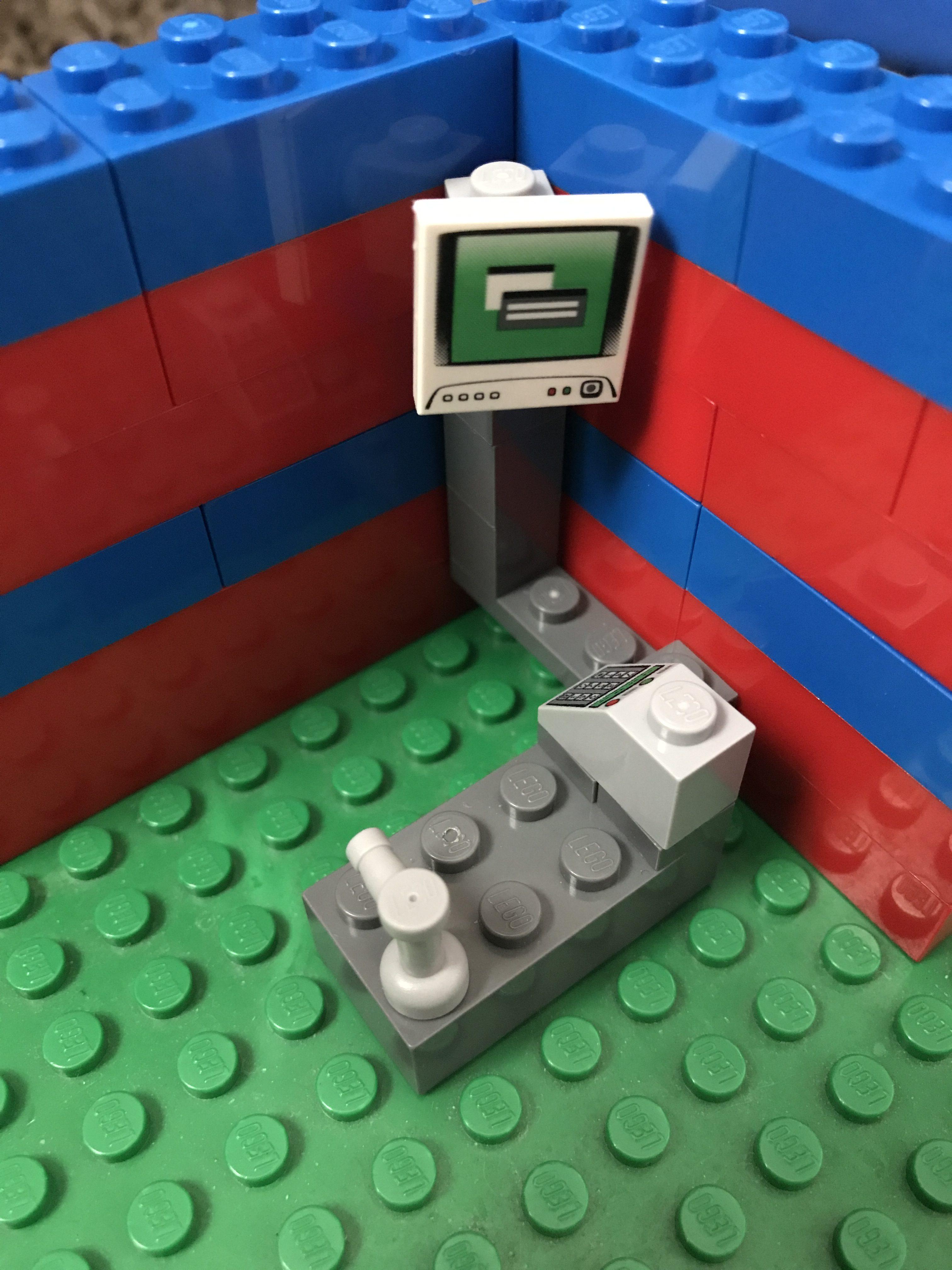 Lego Store Checkout Station